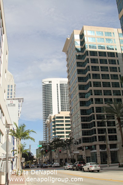 Downtown. Fort Lauderdale, FL