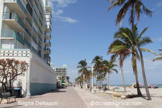 Hollywood Boardwalk, Hollywood, FL