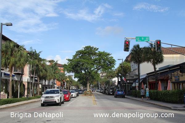 Las Olas. Fort Lauderdale, FL
