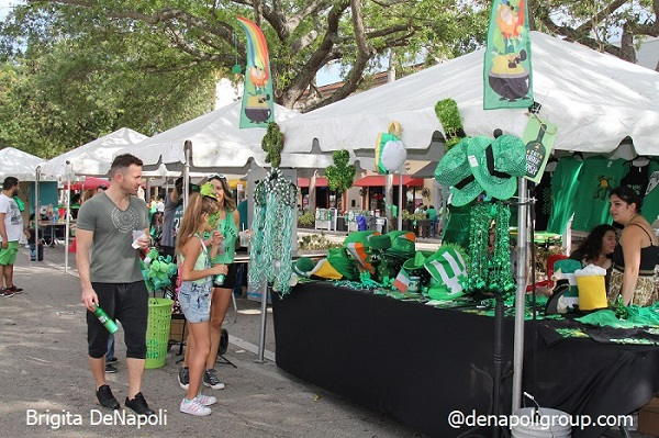 St. Patrick's Day Festival. Hollywood, FL.-2