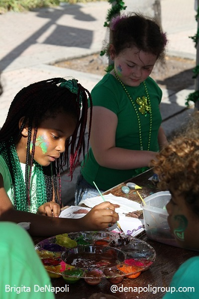 St. Patrick's Day Festival. Hollywood, FL.-4