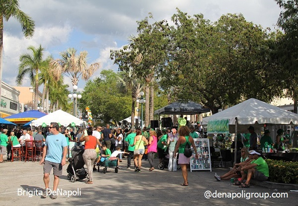 St. Patrick's Day Festival. Hollywood, FL.-6