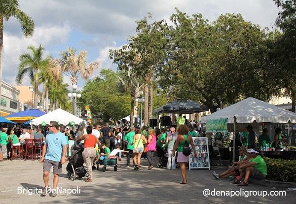 St. Patrick's Day Festival. Hollywood, FL.-6