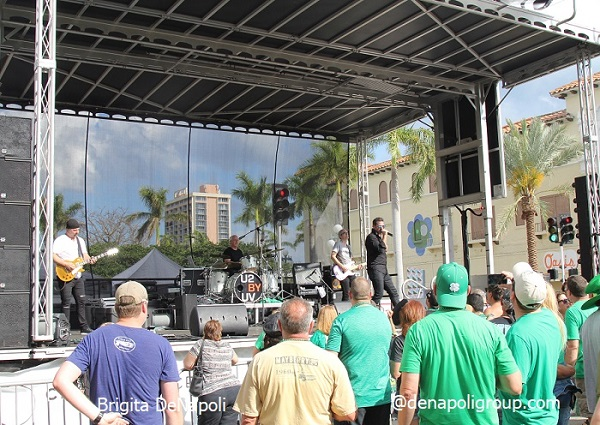 St. Patrick's Day Festival. Hollywood, FL.-7