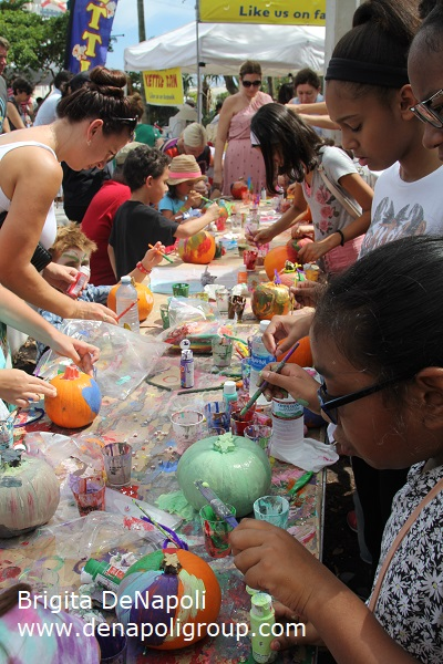 Arts and Craft at 3rd Annual Riverwalk Fall Festival, Fort Lauderdale, FL