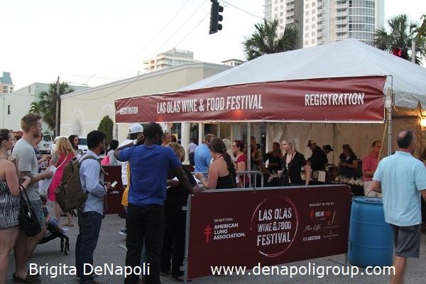 Las Olas Wine & Food Festival. Fort Lauderdale, FL (1)