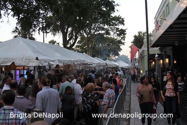 Las Olas Wine & Food Festival. Fort Lauderdale, FL (2)