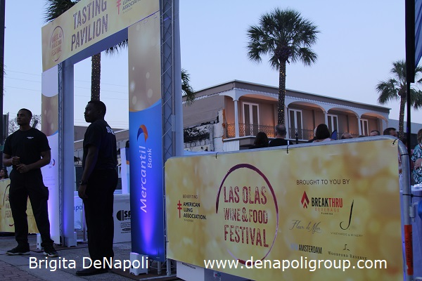 Las Olas Wine & Food Festival. Fort Lauderdale, FL (7)