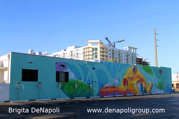 Mural Downtown Hollywood,FL- Yuhmi Collective,115 North 21 Ave,Hollywood,FL