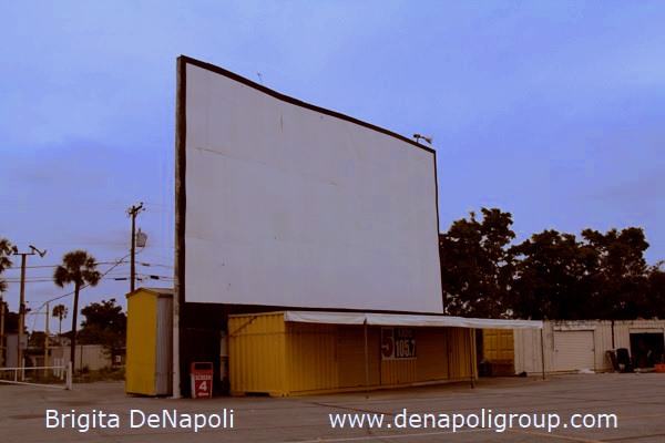 Drive-In Movie Theatre in Fort Lauderdale,FL