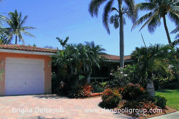 House in east Fort Lauderdale, FL