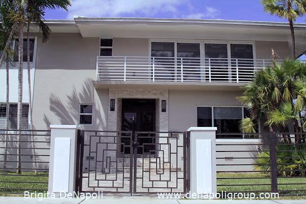 Million dollar house in Broward County,FL
